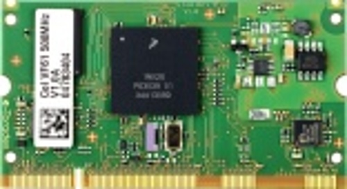 Toradex NXP&#174/Freescale Vybrid VF6xx モジュール Colibri VF61 256MB IT  V1.2A